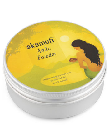Amla Powder - amla is also known as the Indian Gooseberry & is famed for fabulous results on hair & skin tone.