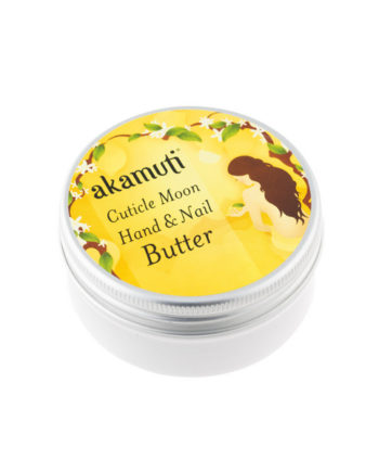Akamuti Cuticle Moon Hand & Nail Butter - This fragrant butter is created with fairly traded organic beeswax and honey from the forests of Zambia and Ethiopia. It is deliciously scented with zesty organic lemon oil, drizzles of lime and sweet lavender.