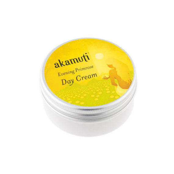Akamuti Evening Primrose Day Cream - This naturalfacecream is a wonderful moisturiser, especially suited to sensitive andmature skin types. This recipe includes apricot kernel andevening primrose oil to keep your skin supple, while raspberry andhazelnut oils provide a bountiful source of antioxidants.