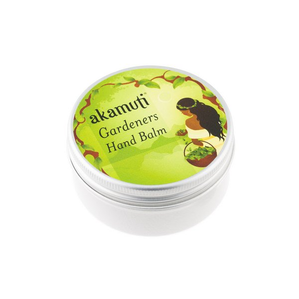 Akamuti Gardeners Hand Balm - Enjoy its healing power combined with calendula in this special balm, freshly scented with spearmint and lavender oils