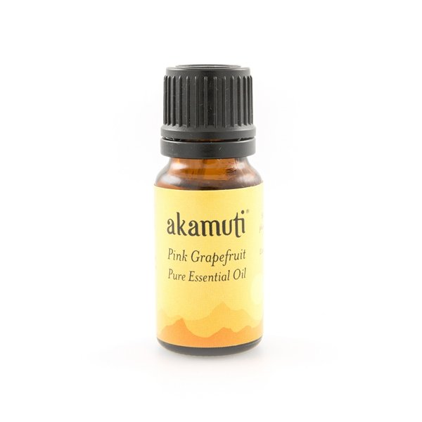 Akamuti Grapefruit Pink Essential Oil - This uplifting oil isreally goodfor clearing congested & problem skin.