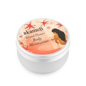 Akamuti Island Flower Body Moisturiser - A luscious body moisturiser to quench & replenish the thirstiest skin.