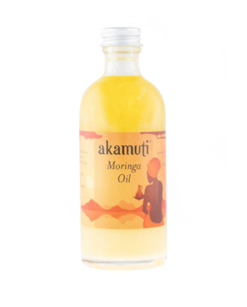 Akamuti Moringa Oil - African Moringa is one of the most ancient oils known to humankind.