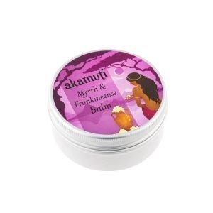 Akamuti Myrrh & Frankincense Balm - This rich luxurious balm combines the power of two aromatic tree resins, frankincense and myrrh.