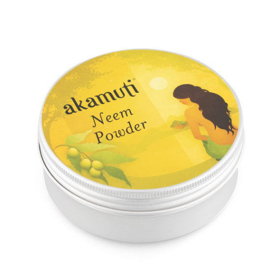 Akamuti Neem Powder - This revered Indian tree has incredible properties & is extensively used in ayurvedic remedies.  It is fantastic for purifying the skin & hair.