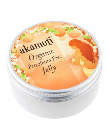 Akamuti Organic Petroleum Free Jelly - A wonderful all round moisturiser for the whole family. The beauty of this product is its versatility. It can be used as a general moisturising balm to nourish any patch of skin.