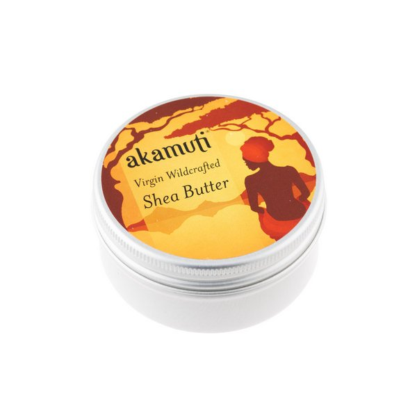 Akamuti Organic Shea Butter - An incredible skin food, shea butter is rich & creamy, packed with vitamins A, E & F & pure tree goodness!