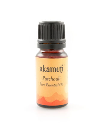 Akamuti Patchouli Essential Oil - Patchouli essential oil is superb for skincare and haircare, being particularly beneficial for oily and dry skin types.