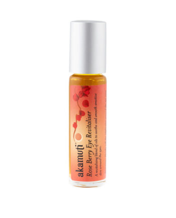 Rose Berry Eye Revitaliser - Our eyes are constantly bombarded by dust, unnatural bright lights & computer screens, resulting in strained, overworked eyes which reflects in the condition of the skin.