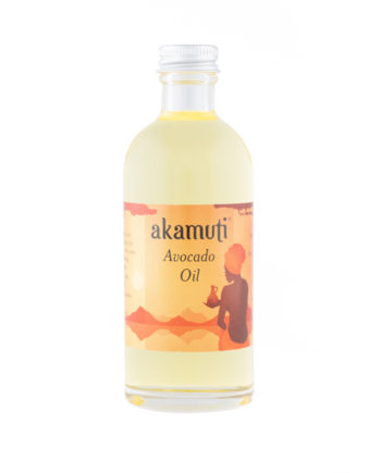 Akamuti Avocado Oil - An extremely nourishing skin oil, this rich oil is packed with magnesium, lecithin, essential fatty acids & vitamin E.