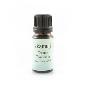 Akamuti Chamomile German Essential Oil - Chamomile is one of the finest soothing and caring oils.