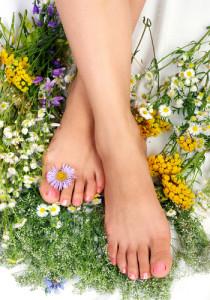 footflowers