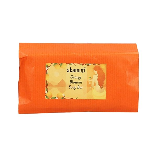 Perfect for sensitive skin, this rich and creamy soap is enriched with nourishing cocoa butter and scented with beautiful orange blossom essential oil.