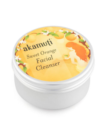 Akamuti Sweet Orange Facial Cleansing Cream - The invigorating qualities of organic sweet orange oil make this excellent for aiding the removal of dead skin cells and other impurities to enliven and brighten the dullest skin while softening roughness.